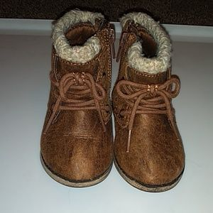 Brown Outdoor Boot- Toddler Size 5